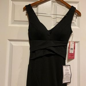 Emerald Sundae Black Maxi Dress Size Xs.